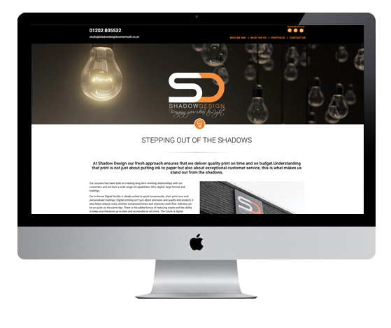 Design Agency Website Designer